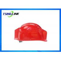 Large Battery HD Camera 4G Wireless Device Intelligent Safety Helmet For Railway Mining Manufactures