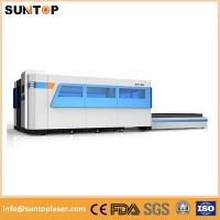 China 1000W Fiber Laser Metal Cutting Machine 1500*3000mm Size High Performance on sale