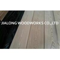 Ash Wood Plain Cut Natural Wood Veneer Sheet / Reconstituted Veneer Manufactures