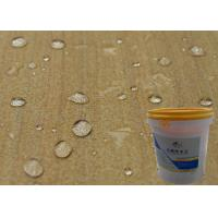 Rigid Construction Cement Waterproofer Slurry Concrete Admixtures For Stone Manufactures