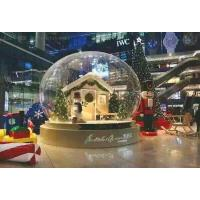 Fire Resisting Inflatable Mirror Ball , Large Inflatable Mirror Disco Ball Manufactures