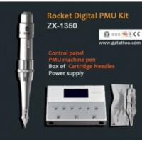 Rocket Digital Tattoo Permanent Makeup Machine with Control Panel Manufactures