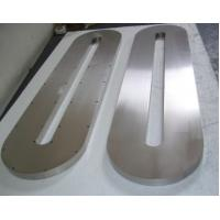 Quality Titanium plate planar  targets used for sputtering coating targets for sale