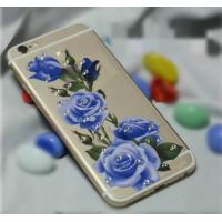 Buy cheap Wholesale Full Body Tempered Glass Screen Protector Flim for iPhone 5 iPhone 6 iPhone 6 plus 3D Flowers Printed from wholesalers
