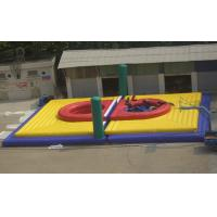 Giant Commercial Inflatable Sports Games For Volleyball Sporting , Funny Manufactures