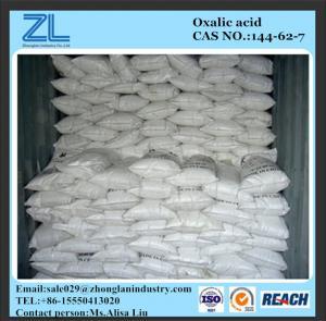 99.6% min industrial gradeoxalicacid Manufactures