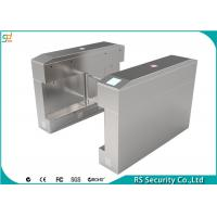 Swing Barrier Intelligent  Turnstile Security Systems Pedestian Entrance Manufactures