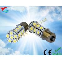 White / blue / amber SMD5050 24 pieces 7440 / 7443 base 50000 hours LED automotive light Manufactures