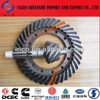 Quality FONTON TRUCK SPARE PARTS,Drive gear and Driven gear 2402Q01-021 for sale