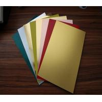 China 60x120cm double color abs plastic sheets for thermoforming on sale