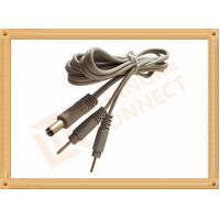 DC 5.5 Tens Unit Cables To 2.0 2 Pin Medial Tens EMS Electrode Lead Wires Manufactures