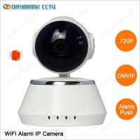 Pan tilt motion detection alarm wireless small wifi camera Manufactures