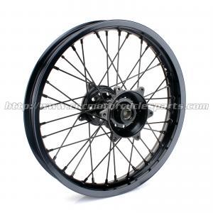 Quality 18 19 21 Inch 7116 – 1 Aluminum Alloy 36 Spoke Motorcycle Wheel Honda Kawasaki for sale