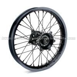 Quality 18 19 21 Inch 7116 – 1 Aluminum Alloy 36 Spoke Motorcycle Wheel Honda Kawasaki Suzuki for sale
