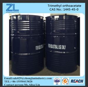 Trimethylorthoacetate//1,1,1-Trimethoxyethane//Cas no.1445-45-0 Manufactures
