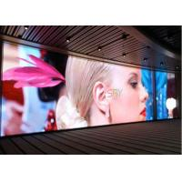 China DC5V P5 Indoor Fixed LED Display Sign board With Meanwell Power Supply on sale