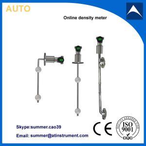 Industry online densimeter used in measure Lime juice density Manufactures