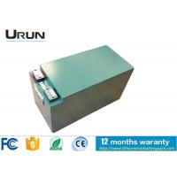 100Ah 48V Electric Vehicle Battery Systems With Aluminum Iron Case Manufactures