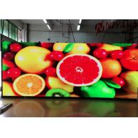 P 4mm Indoor LED Display Screen Full Colour LED Display 62500 Dots/sqm Manufactures