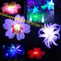 inflatable flowers decorations , balloon led , led light balloon , inflatable flower ,inflatable night club decor Manufactures