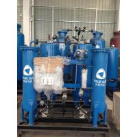 China Pressure Swing Adsorption Medical Oxygen Generator 93% Purity With BURKERT Pneumatic Valve on sale