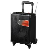 trolley speaker with built-in USB/MP3 decipher Manufactures