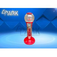 Amusement Capsule Gashapon Vending Game Machine Rotate 360 Degrees Manufactures