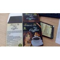 Trim & Fit Diet Coffee Herbal Slimming Tea Coffee Fast Fat Burning No Side Effect Manufactures