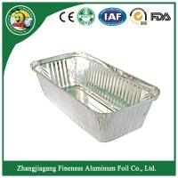 Top grade best sell aluminum foil cooking containers litchen use Manufactures