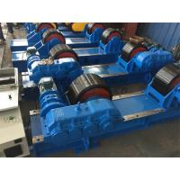 Pipe / Tank / Vessel Turning Rolls for Automatic Welding / Blasting / Painting Manufactures