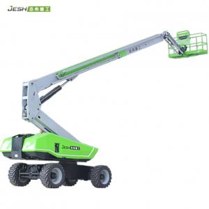 MEWPs Max.lifting height 27m 88ft telescopic boom lift with 500 KG capacity for outdoor Manufactures