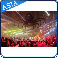 China Customized Spider Helium Balloon Animal Shaped / Cartoon Character Inflatable on sale