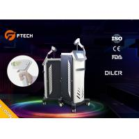 Latest Home Diode Laser Hair Removal Machine 808nm For Any Skin No Pigmentation Manufactures
