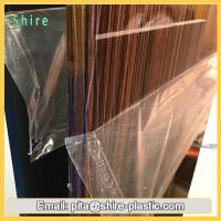 Plasticover Floor Protection Film Cardboard Floor Covering 20MIC - 150MIC Thickness Manufactures