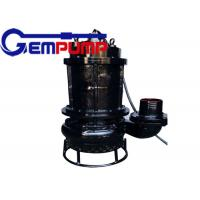 China Mine dewatering ZJQ electric centrifugal pump for dirty water plants on sale