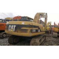 Quality Used 20 Tonne Heavy Equipment ExcavatorCaterpillar 320B Year 2000 5282 Hours for sale
