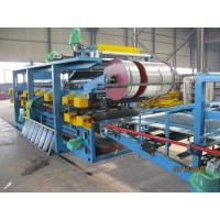 EPS Sandwich Panel Production Line 28KW For Insulation Panel Manufactures