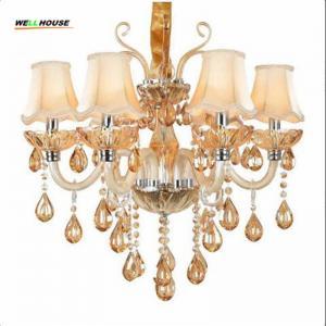 Luxury Crystal chandelier lighting For Living Room lustre sala de jantar cristal Modern Chandeliers Light Fixtures Kitch Manufactures