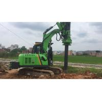 Small Hydaulic Rotary Piling Rig TYSIM KR40A Urbanization Piling Experts Manufactures