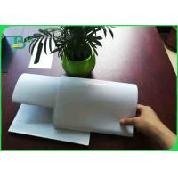 China 150g 180g White Coated High Glossy Art Paper For Book Printing on sale