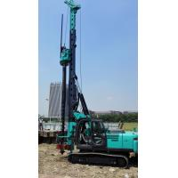 TYSIM KR80M Multi functional Piling Rig Machine Construction 12m Continue Flight Auger Depth Manufactures
