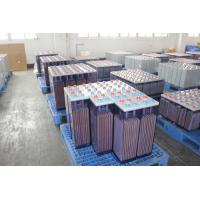 High Performance Flooded 2000ah Electrolyte OPzS Battery For Submarine Manufactures