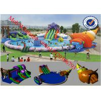 inflatable water park games park water water park projects adult water slide Manufactures