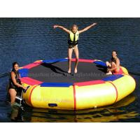 Adult Outdoor Sports Inflatable Water Trampoline for Water Park (CY-M2079) Manufactures