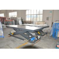 Cargo Lift Table with 3 Metric Ton Loading Capacity With Well Mancraft Manufactures