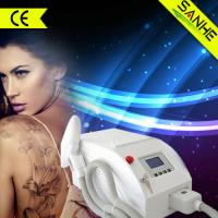 mini q switch ND yag laser whitening and spot removal machine Manufactures