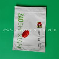 Stand up zipper bag for red dates packing Manufactures