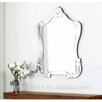 Murano Dressing Venetian Wall Mirror 12mm Thickness MDF Glue Painting Manufactures