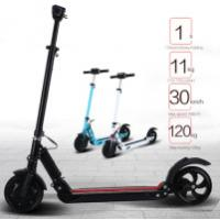 8'' Foldable Electric Scooter Portable Foldable Electric Kick Scooter For Adult Manufactures