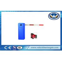 Led Light Arm Toll Barrier Gate Electric Parking Barrier For Traffic Control Manufactures